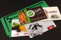 Grocery Cards
